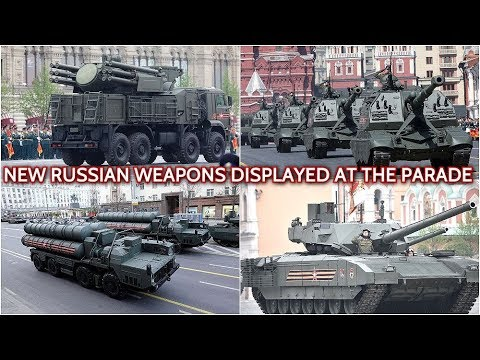 Watch Russia's Victory Day Parade 2019 In Moscow -The Hardware Russia Put On Display