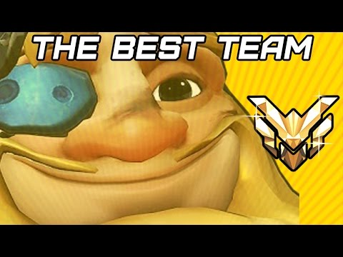 Overwatch - When You Find the Best Team in Masters