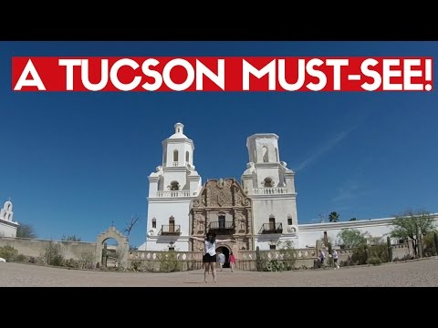 CATHOLIC CHURCH ON INDIAN RESERVATION IN TUCSON, AZ