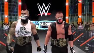 WWE 2K16 - إنشاء النجم : يا كاك الجزء 3