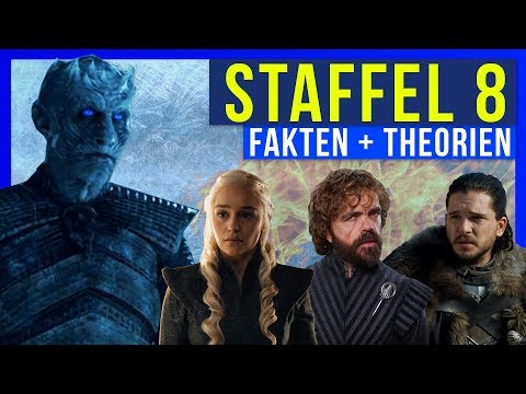 DAS ERWARTET uns in STAFFEL 8 [ FAKTEN + THEORIEN ] ♦ Game of Thrones Staffel 8 (2019) ❄🔥