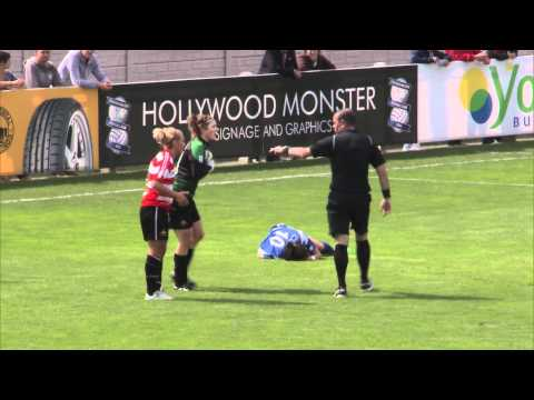Birmingham 3-0 Doncaster | The FA WSL Official Highlights - 24-07-11