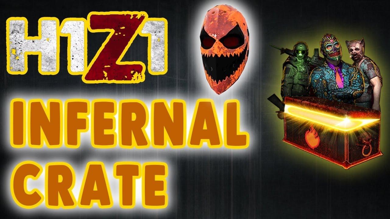 H1z1 kotk skins