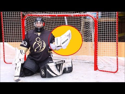 """HOW TO GOALIE 