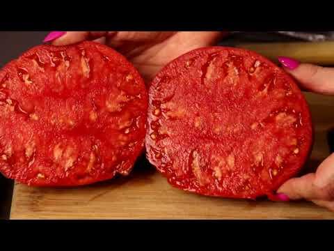 Обзор томатов для теплицы сорт Кинг Конг, Ирландский Ликер, Кубинский Перцевидный