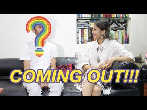 GAY INDIAN COMING OUT? | Closet Confessions //Equalist Aastha