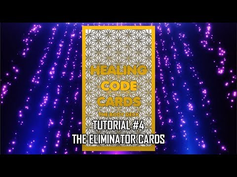 Healing Code Cards - Tutorial #4: The Eliminator Cards thumbnail