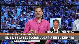 Guillermo Toffoni en El Show En La Red
