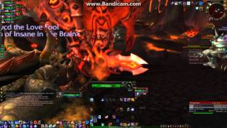 Firelands - Bucket list