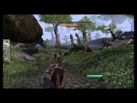 Elder Scrolls Online Level 36 Greenshade / Rogue's March missions, exploring, fishing, etc #ESO HD