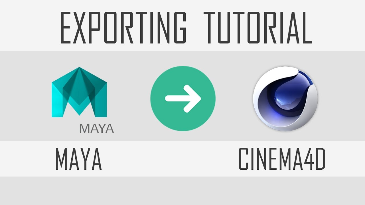 Solved: How to convert Maya file (,mb) to Cinema 4D file