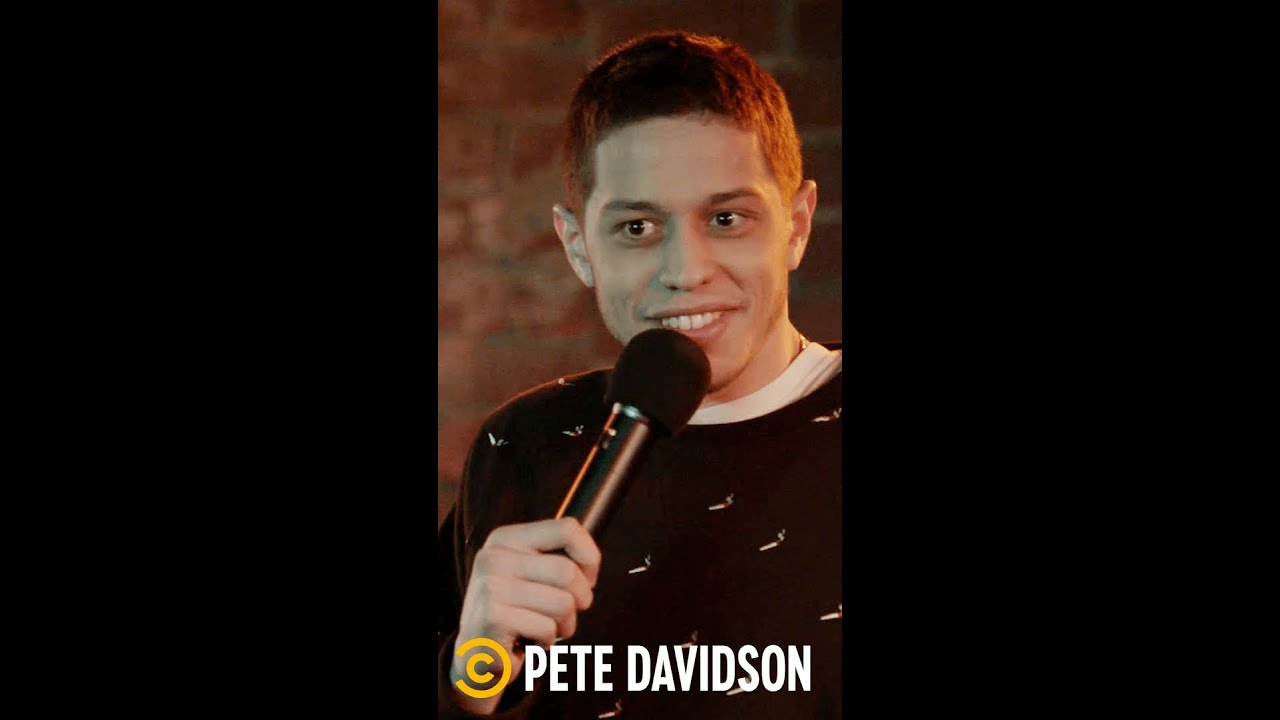 The Time Pete Davidson's Mom Bought Him Condoms - #Shorts