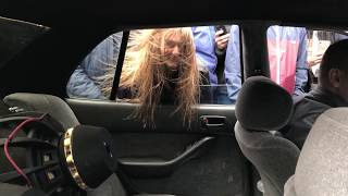 Смотреть видео АМТ Тюмень автозвук 2018 тюнинг шоу выставка чемпионат России онлайн