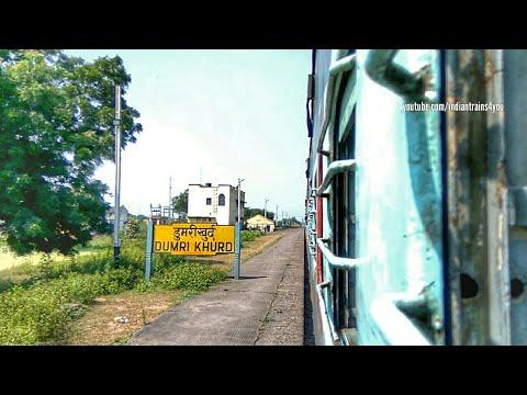 Dumri Khurd!! Maharashtra's One of the COAL Transporting Railway Station : Indian Railways