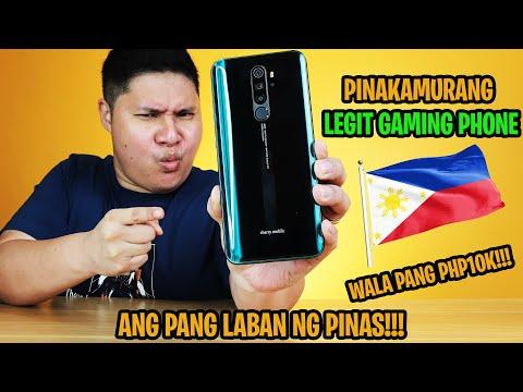 CHERRY MOBILE AQUA S9 MAX - ANG PANG LABAN NG PILIPINAS!
