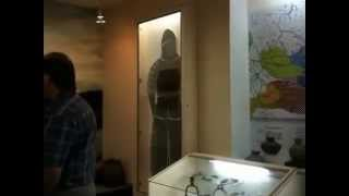 видео Музей археологии и этнографии Алтая