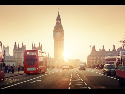 LONDON ENGLAND - A TRAVEL TOUR HD