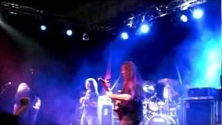 Solitude Aeturnus - Destiny falls to ruin live -wuerzburg 2010