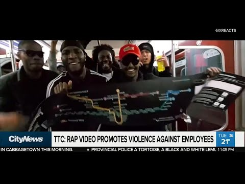 Toronto police probe music video that targets TTC staff