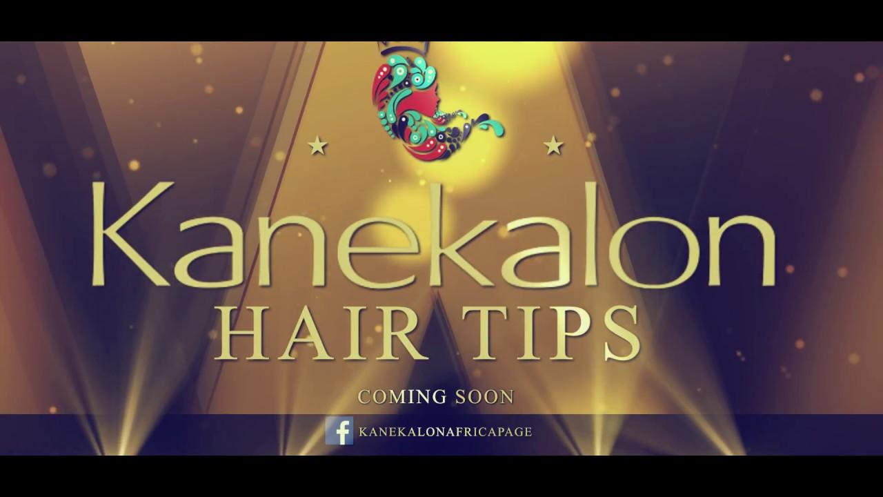 KanekalonHairTips Trailer
