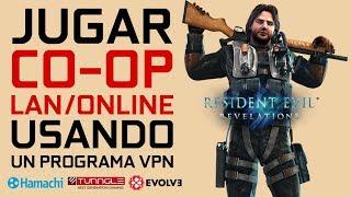 Descargar Resident Evil Revelations + COOPERATIVO Online Steam + LAN SSE EVOLVE VPN [MEGA/MEDIAFIRE]