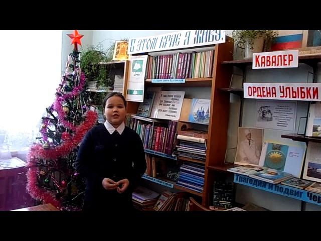 Изображение предпросмотра прочтения – МарияНесмелова читает произведение «Я пришёл к тебе с приветом» А.А.Фета