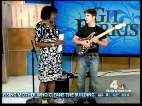 Gil Parris Live on The Today Show WNBC Compilation Part 1 of 2
