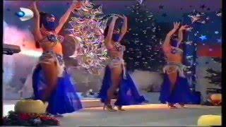 Mezdeke  Oryantal Dans Show Dansöz 1998 Yılbaşı Programı Tanıtım Kanal D Kaset 12
