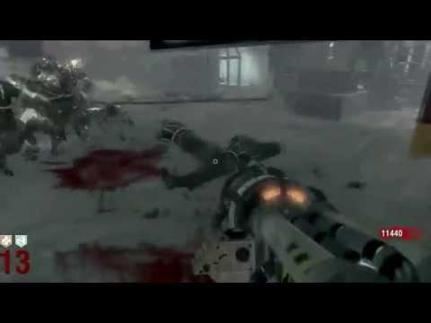 Call of duty Black Ops Zombies: Kino Der Toten  hidden song