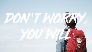 lovelytheband | don't worry, you will  (lyrics) Video