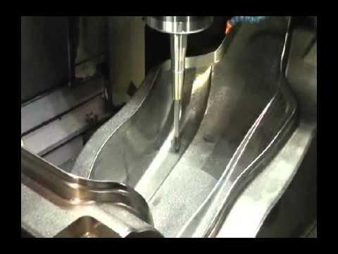 Mitsubishi Heavy Industries micro milling machine enables high-precision machining