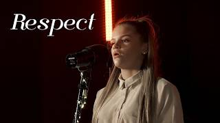 Aretha Franklin - Respect - Layla LIVE Cover