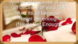 Because Of You ~ Ne-Yo (With Lyrics On Screen)