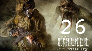 S.T.A.L.K.E.R. Clear Sky #26 : Zombies with guns!