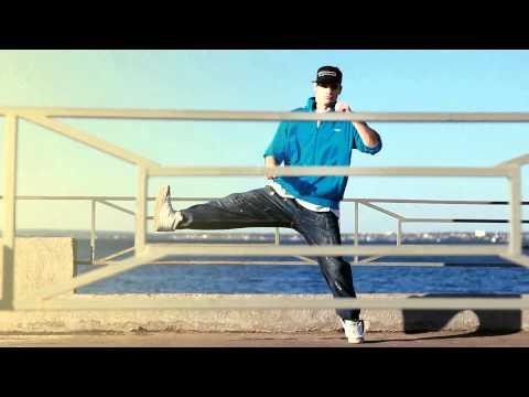 Победитель конкурса танцоров хип-хопа Сергей Рязанов