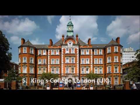 United Kingdom Best Universities 2018