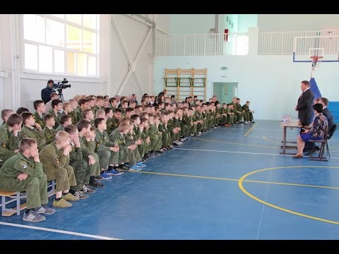 Глава Луховицкого района развеял сплетни о закрытии кадетского корпуса в Дединово