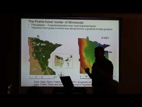Dr. Lee Frelich -Effects of Climate Change & Invasive Species on BWCA