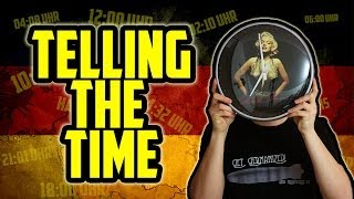 Telling The Time | Learn German for Beginners | Lesson 09