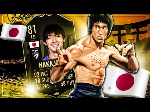 FIFA 19: SUPER SUB NAKAJIMA SBB 🔥 Squadbuilder Battle vs Smexy