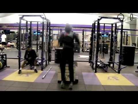 TTU Basketball CrossFit Workout