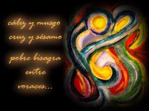 El amor es un centro (Mario Benedetti)-El amor (José Luis Perales)