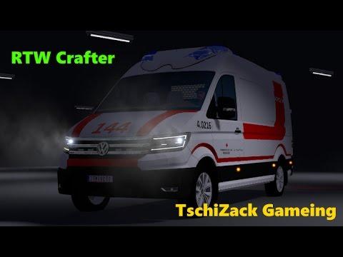 Ls17 Vw Crafter Rtw Otaris Carporn Youtube