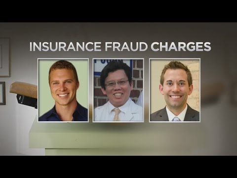 Chiropractors Among 21 Arrested, Charged In Insurance Fraud Case