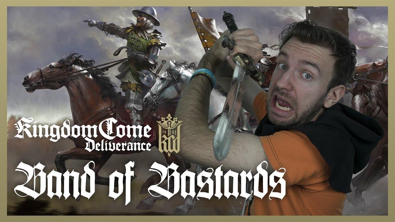 BAND OF BASTARDS DLC! | Kingdom Come Deliverance