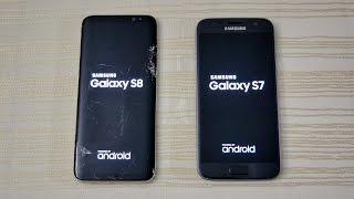 Galaxy S8 vs Galaxy S7 - Speed Comparison! (4K)