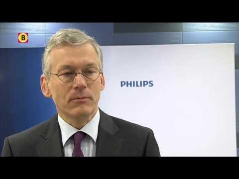 Philips topman Frans van Houten over de jaarcijfers