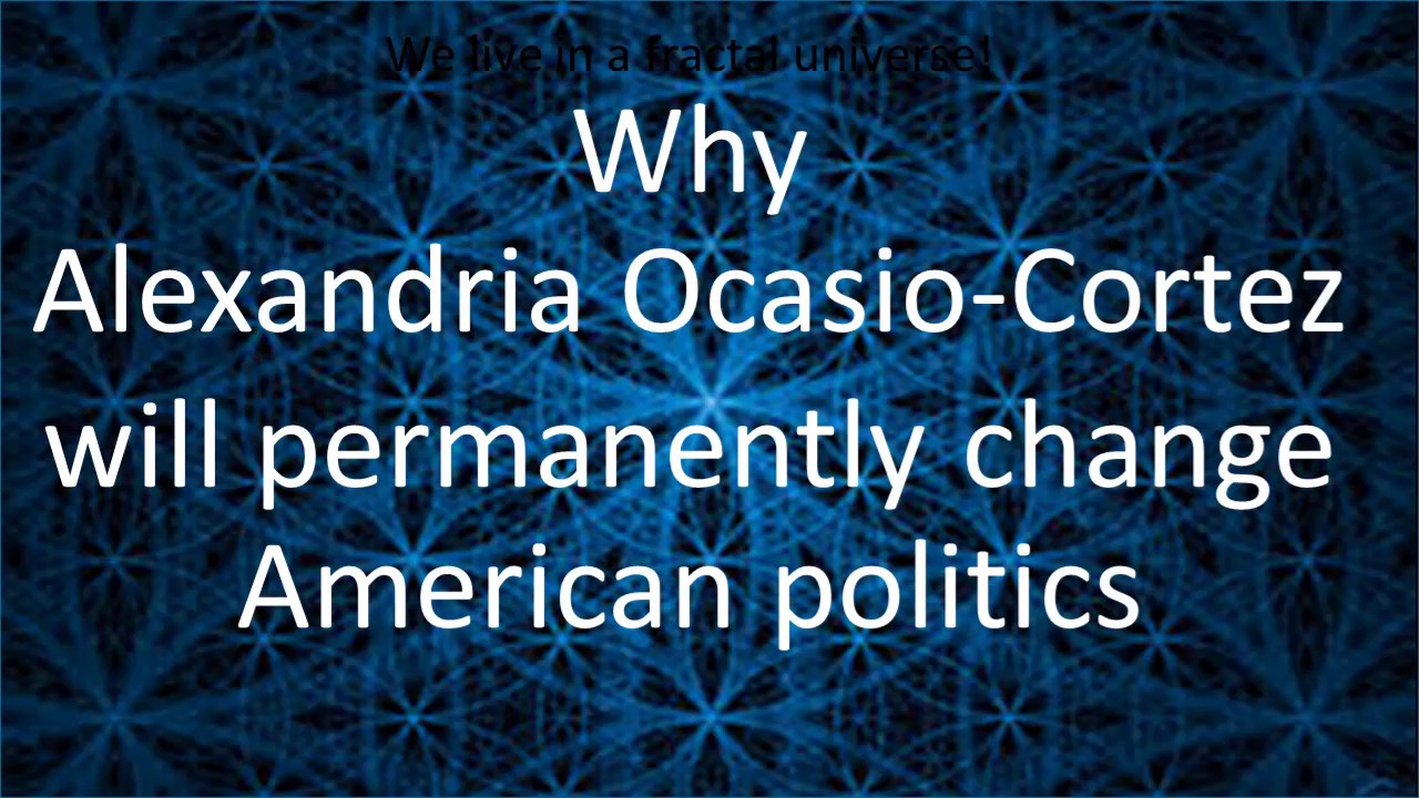 Vibrational Astrology Analysis of Alexandria Ocasio-Cortez