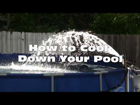 How To Cool Down The Water In Above Ground Pool