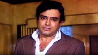 Sanjeev Kumar, Ashok Kumar, Uljhan - Scene 20/21